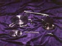 Custom Vacuum Furnace Brazed Metal to Metal Parts